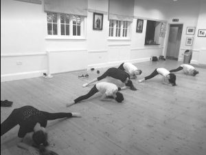 Stretching and Strengthening - Michaela Poulton School of Dance